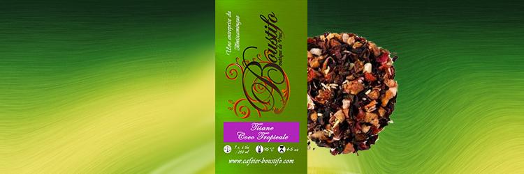 Tisane - Coco Tropicale